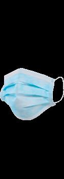 Тканевая накладка на лицо